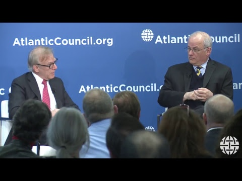Reflections on US Policy in Syria and Beyond: A Conversation with Amb. Fred Hof