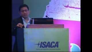 ISACA Conference - Confront Security and Business Issues that are Keeping You Up at Night - Part 3