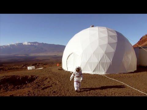 Researchers embark on longest space simulation on U.S. soil