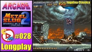 Arcade Metal Slug 2 - No Death
