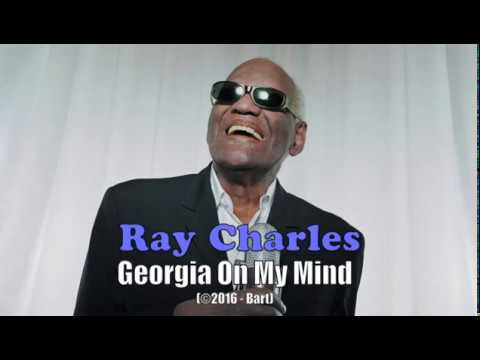 Ray Charles - Georgia On My Mind (Karaoke)