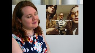 UFL Album Review Something To Tell You by HAIM