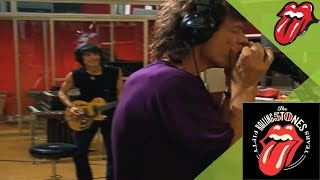 The Rolling Stones - Rehearsal - Extreme Western Grip