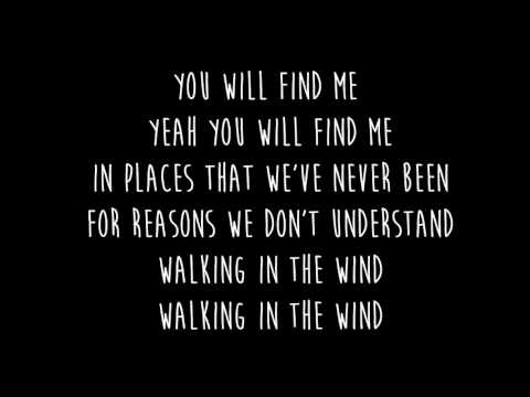 One Direction - Walking In The Wind (original audio + lyrics)