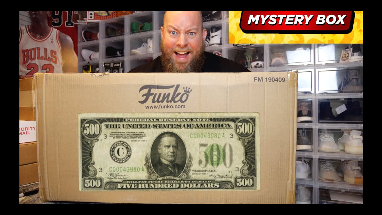 Download Opening an AMAZING $500 Chalice Collectibles Funko Pop Mystery Box + Crazy Return Value Inside