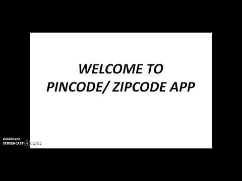 Shopify   Postal Code App