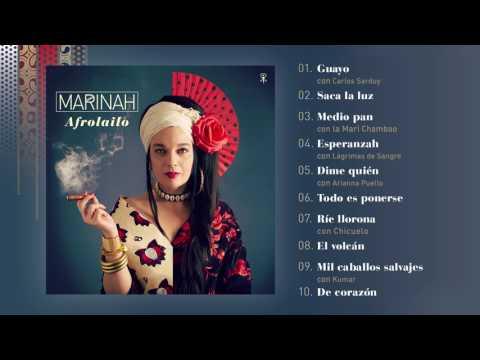 Marinah - Afrolailo (álbum completo)