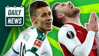 Hazard bleibt erstmal bei Gladbach! Bayern-Transfer-Updates! Sammer attackiert Leverkusen!