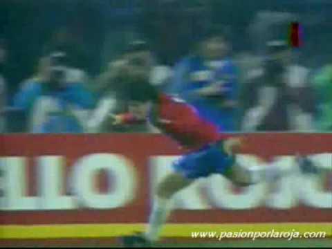 Thumbnail for Goza con los goles de Chile a Colombia en los últimos años