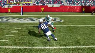 Madden NFL 11 - iPhone | PS2 | PS3 | PSP | Wii | Xbox 360 - AFC East video game preview trailer HD