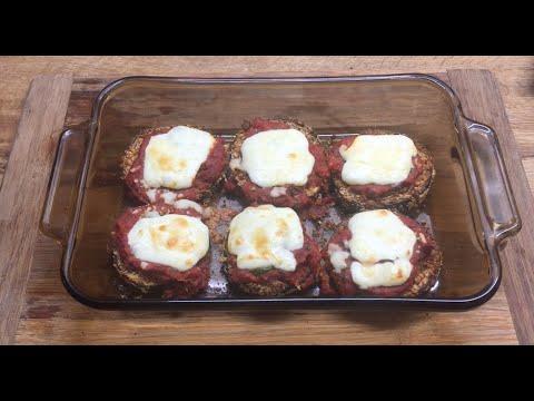 Simple Eggplant Parmesan Recipe