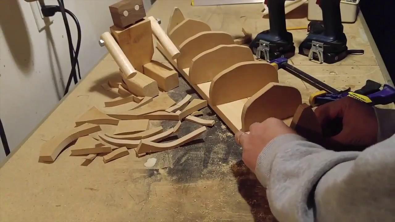 COFFEE TABLE CANOE   STRONGBACK
