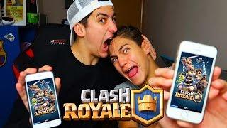 ¡¡xBuyer vs MiniBuyer!! ¡HOY SOLO VALE GANAR! Clash Royale