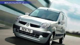 Renault Kangoo | Özellikler İ İkinci el fiyat