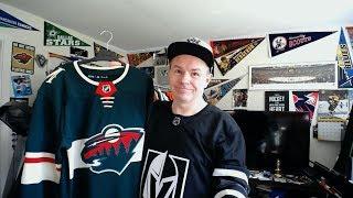 My 20 Favorite Adidas NHL Jerseys