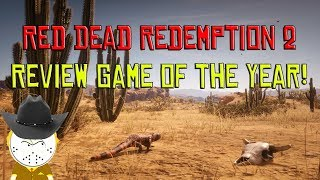 "Red Dead Redemption 2 Review Why It Deserves ""Game Of The Year""  (No Spoilers)"