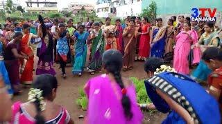 Super Group Dance By Banjara Ladies in Teej Festival   3TV BANJARA