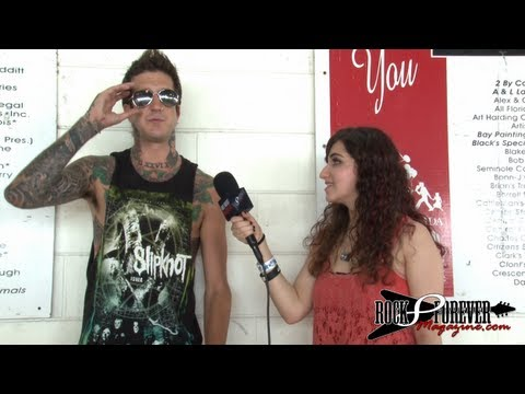 Of Mice & Men (Austin Carlile) Interview with Rock Forever Magazine