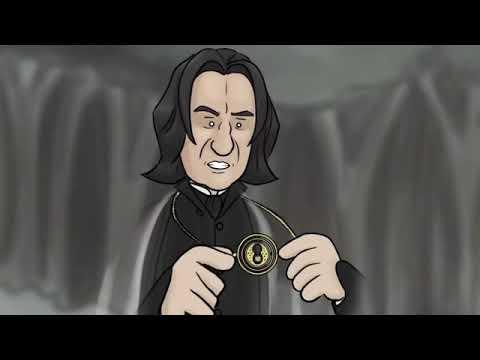 Harry potter filmi aslida qanday bo'lishi kerak edi