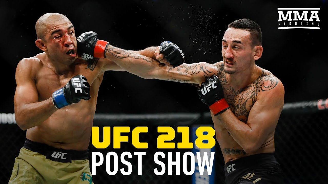 UFC 218 Post-Fight Show - MMA Fighting