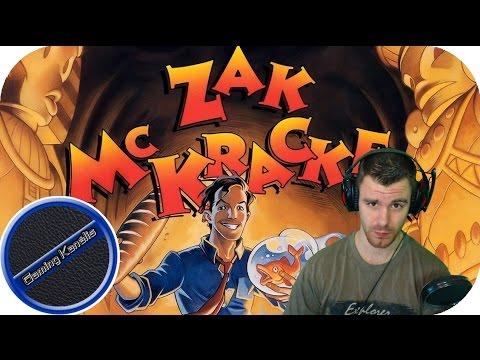 Retro: Zak Mcracken #4 LIVE - Záró epizód + TÁNC