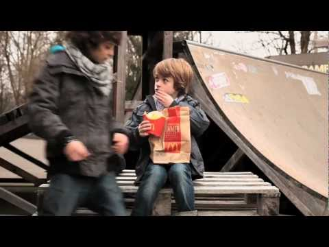Mc Donald's Package (McDonald`s Advertising, DDB Tribal, Germany 2011)