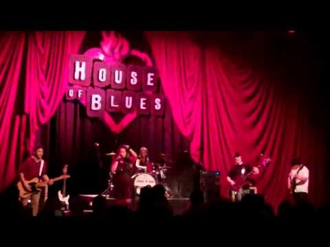 Time Bomb at The House of Blues Myrtle Beach