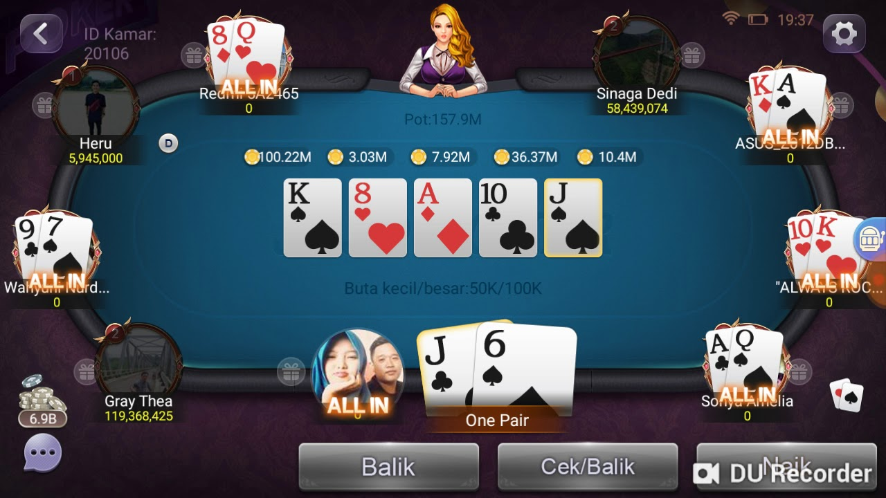 Aturan Main Texas Holdem King 2 Jetnew
