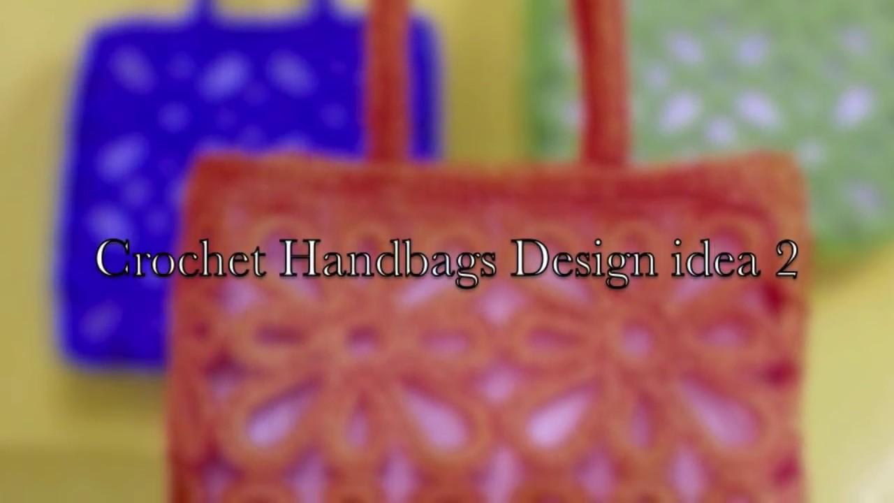 Handbag Crochet Idea