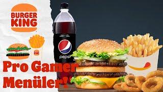 Pro Gamer Menü çıktı!