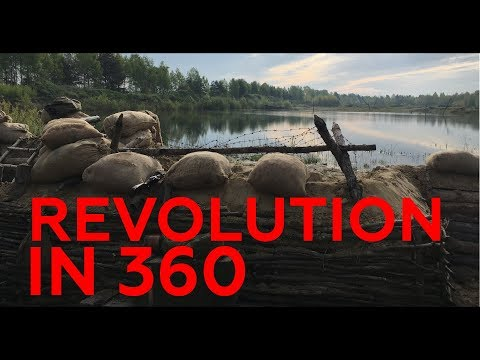 Revolution in 360: In the trenches of World War I