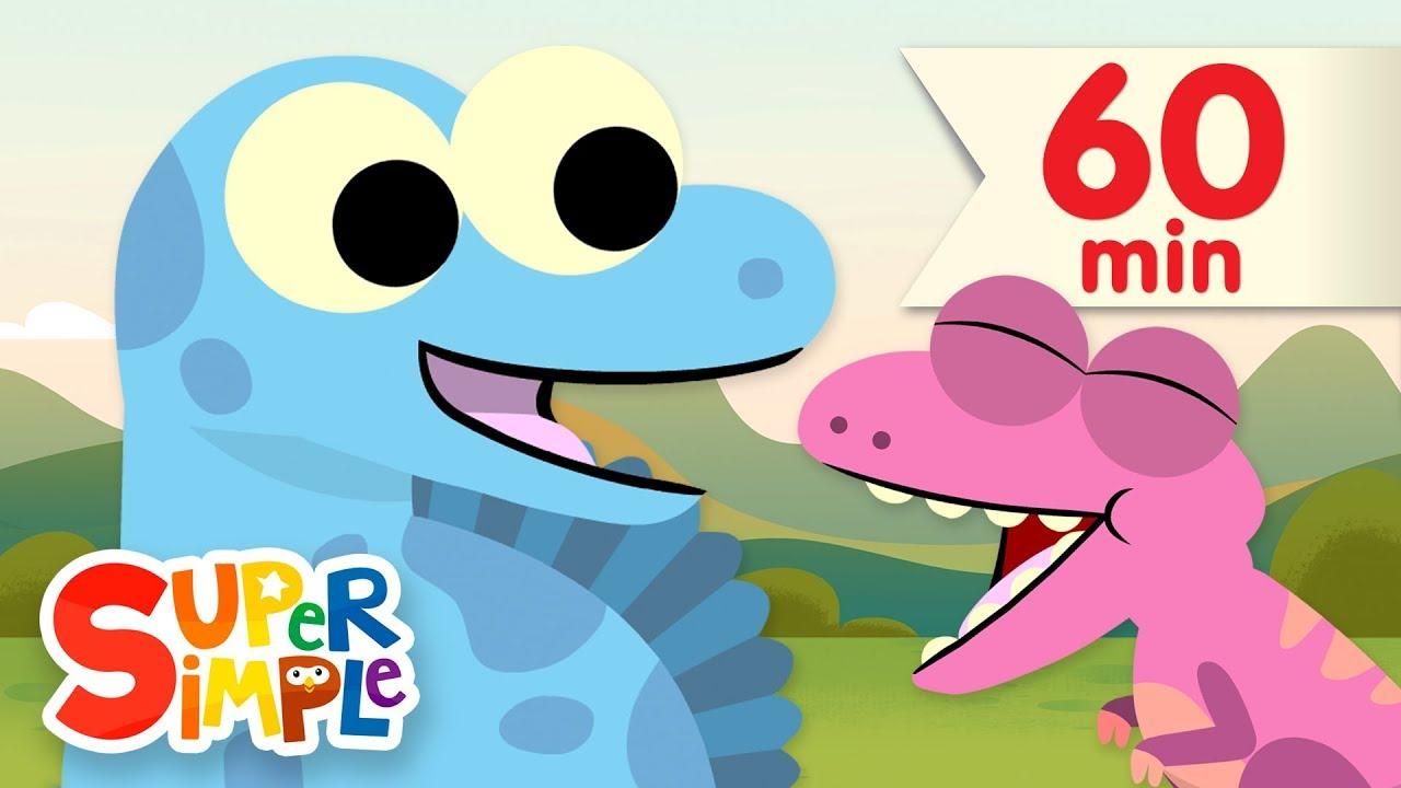 10 Little Dinosaurs 2 More Kids Songs Super Simple