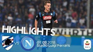 HL - Sampdoria V Napoli 3-0