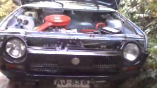 start engine Fiat Ritmo