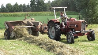 Güldner & McCormick - Baling hay