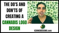 420 WEB DESIGNS - The Do's and Don'ts of Creating a Cannabis Logo Design