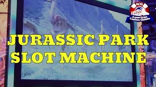 "Slot Machine Sneak Peek Ep. 14 | ""Jurassic Park"" Slot Machine From IGT"