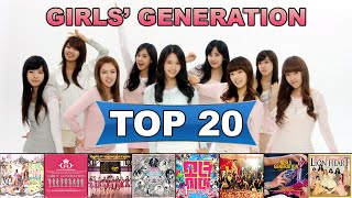 [TOP 20] Non-Title Girls