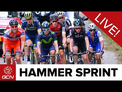 GCN Live Racing: The Hammer Sprint