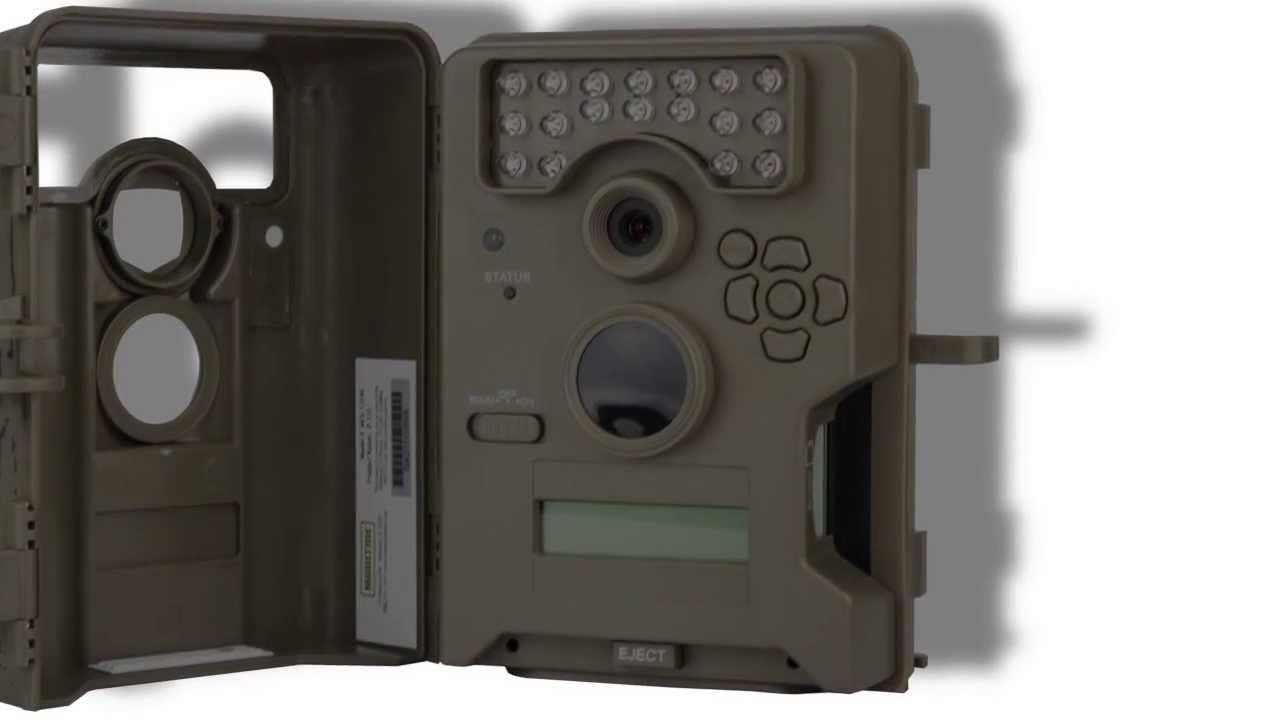 Moultrie Trail Camera Setup