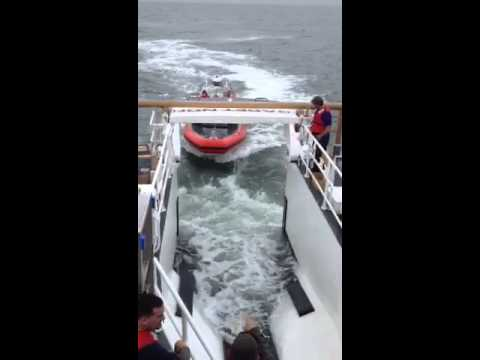 Cutter Boat recovery