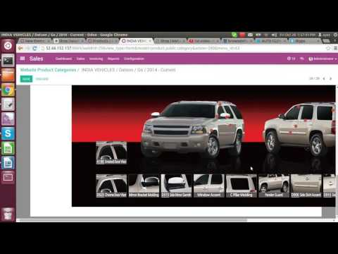 All Features of AutoParts Theme Final Video