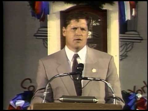 Tom Seaver 1992 Hall of Fame Induction Speech