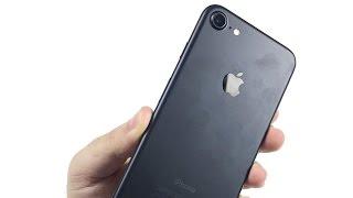 iPhone7: распаковка и первый взгляд