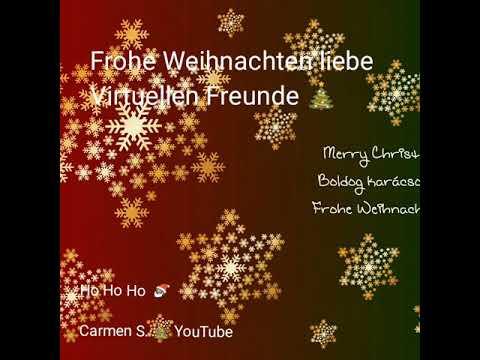 Frohe Weihnachten An Freunde.Frohe Weihnachten Liebe Freunde