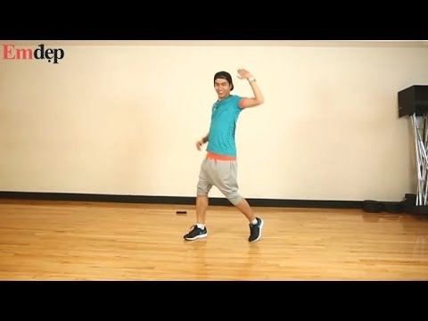 Giảm cân bằng điệu nhảy Zumba đơn giản