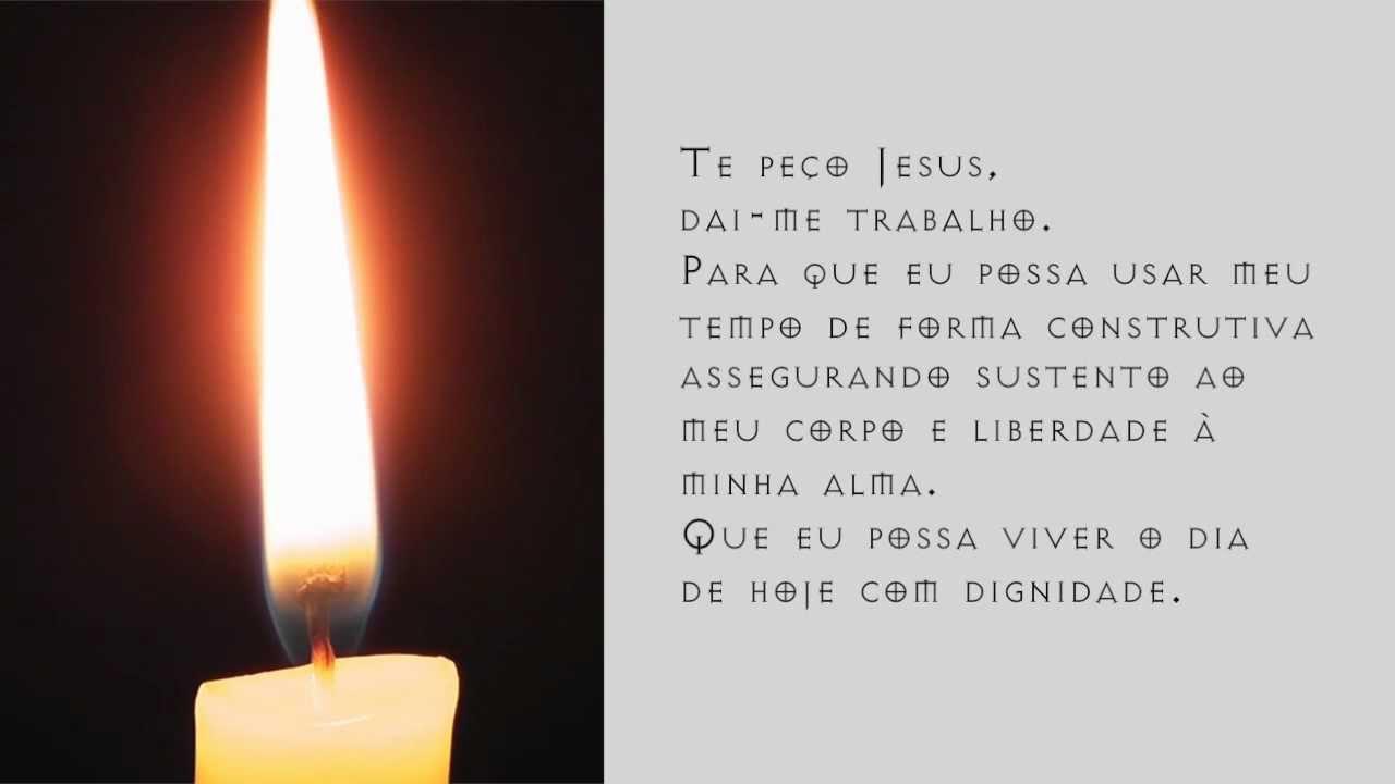 Oração Do dia vela