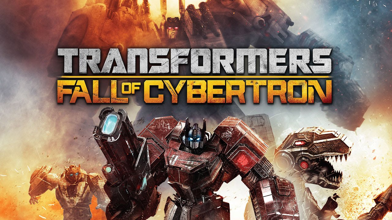 transformers fall of cybertron trailer youtube