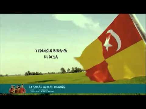 LEBARAN MERAH KUNING