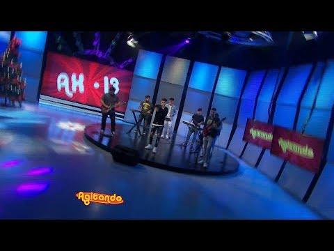 AX 13 en #agitando